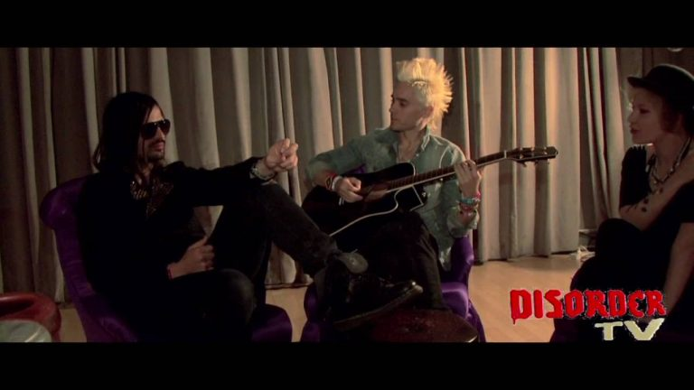 30 Seconds to Mars: Interview