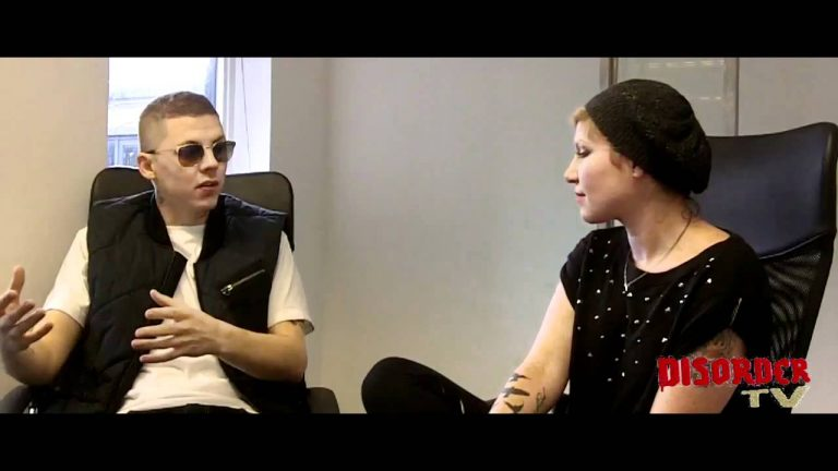 Interview with Professor Green
