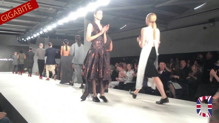 Graduate Fashion Week 2016 Gigabites