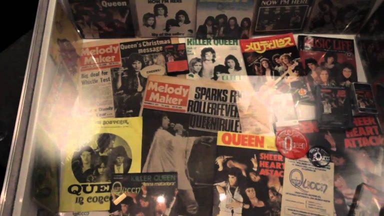 Queen-Stormtroopers and Stilettos Exhibition Press Night