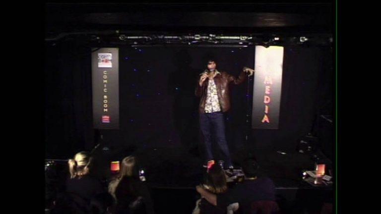 Milas Misaud Introduces a clip from his latest show