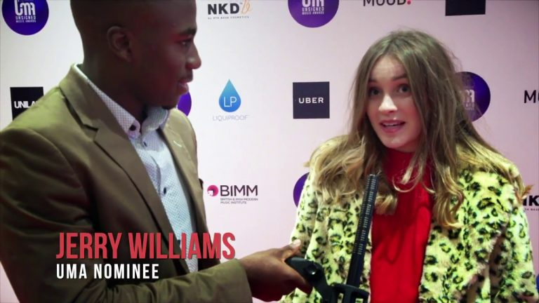 Interviews From the Unsigned Music Awards
