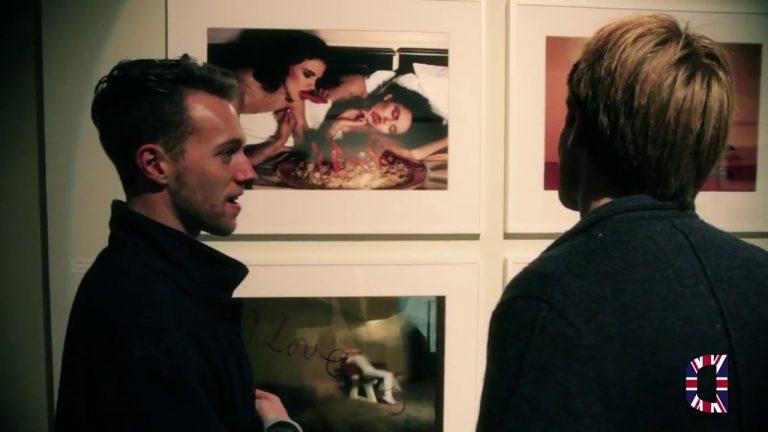 Disorder TV at Somerset House for 'Guy Bourdin: Image Maker'