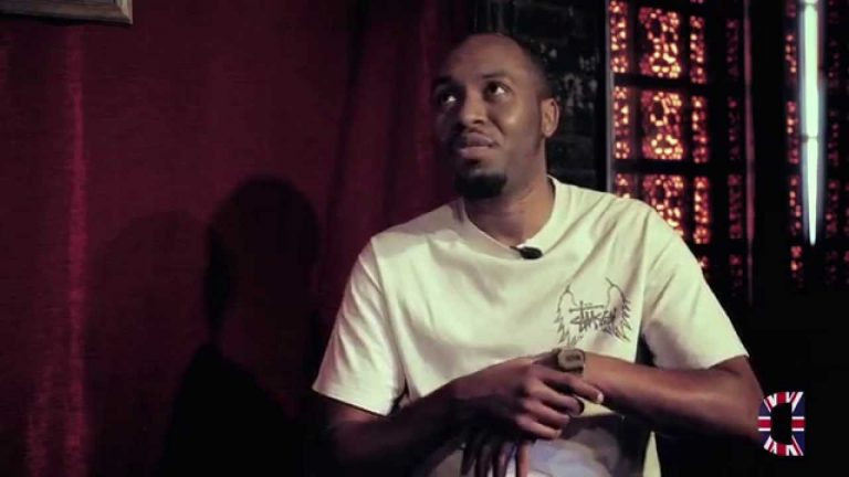 Dane Baptiste – Interview with Disorder TV