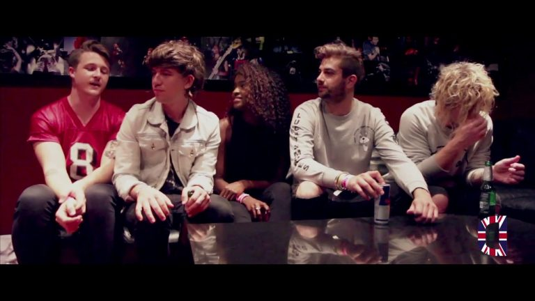 The Griswolds: Interview with Disorder TV