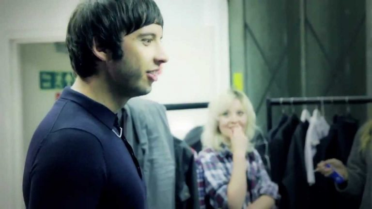 Example – BTS footage of the shoot for Disorder TV