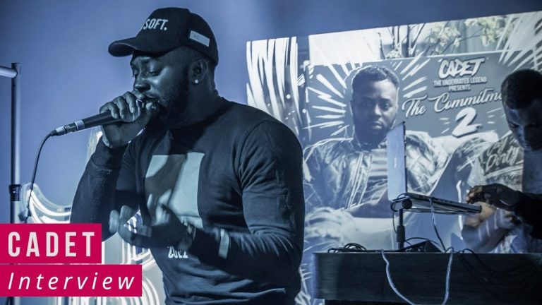 Cadet is Showing the World – Interview with the Croydon Emcee.