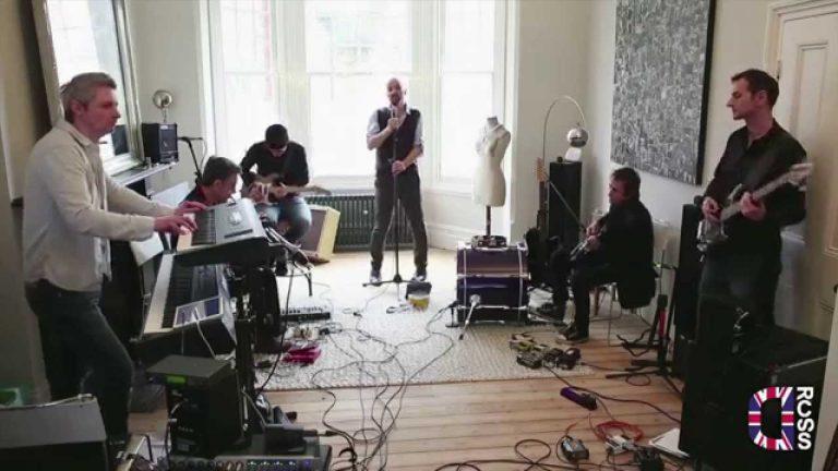 James – Interrogation & Frozen Britain: Session for Disorder TV