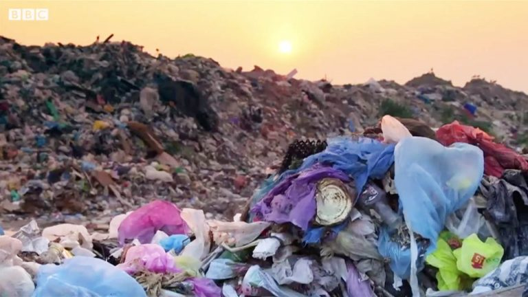 235m Items of Clothing Sent to Landfill Last Year