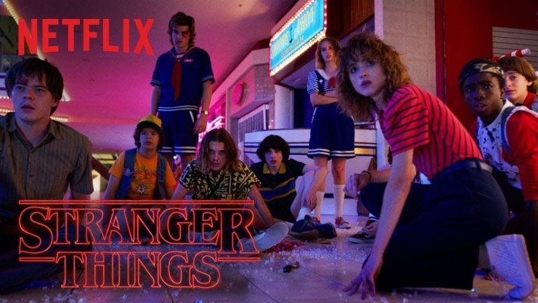 July 4th: Stranger Things 3!
